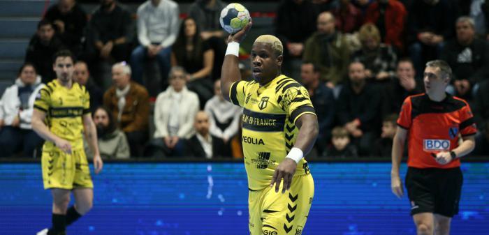 Talento habanero en balonmano francés